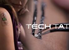 Tech Tats tatuajes electrónicos
