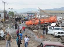 tsunami chile